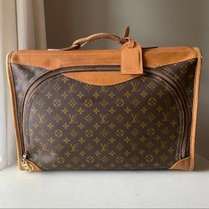Louis Vuitton - Monogram French Company Suitcase